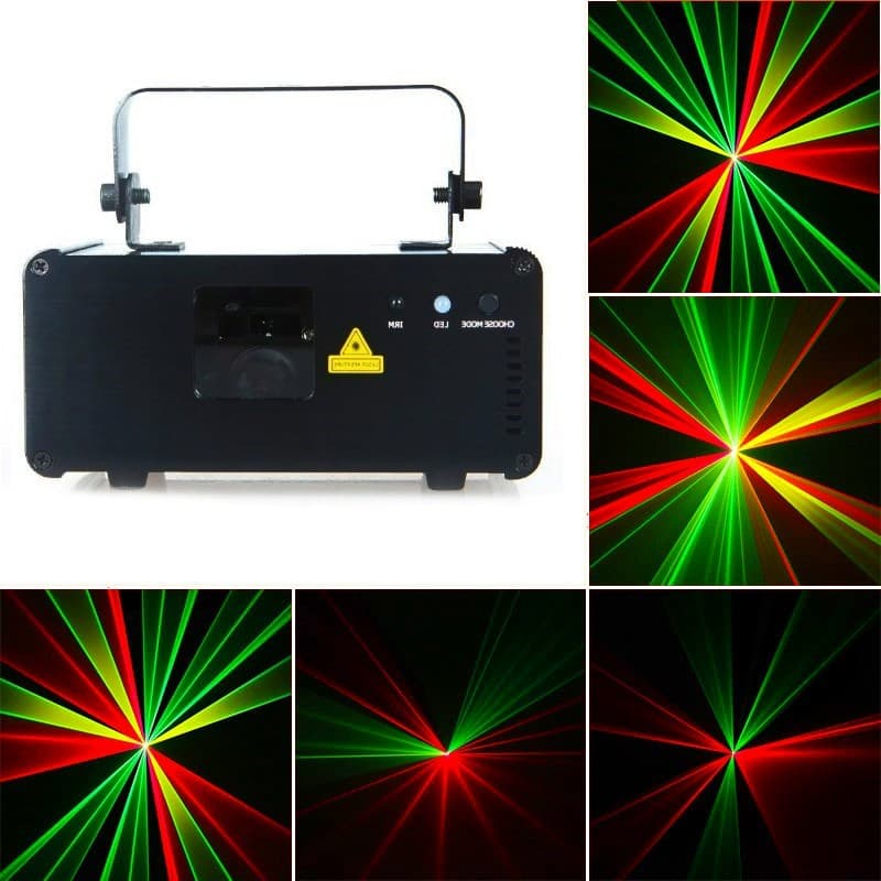 Мини портативный лазер для дома, кафе, бара, ресторана, клуба Сочи