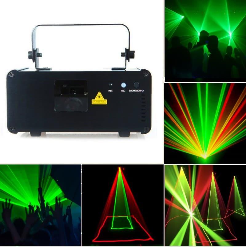 Лазер для дискотек Сочи