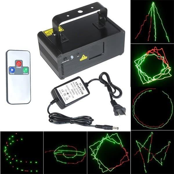 Лазерный проектор Сочи