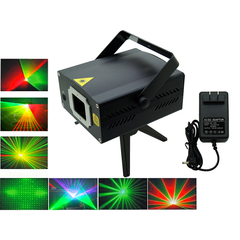 Анимационный лазерный проектор Сочи